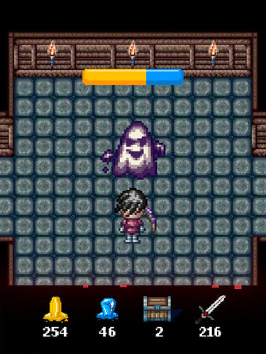 Pocket dungeon für Android