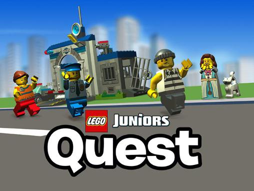 LEGO Juniors quest ícone