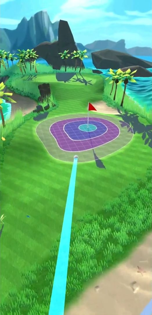 Super Shot Golf screenshot 1