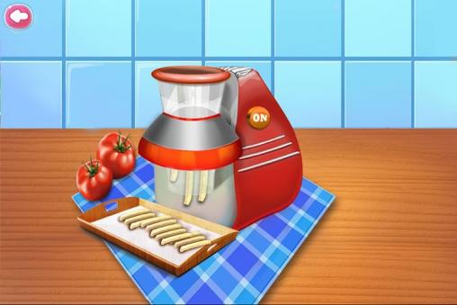 Fast food maker на русском языке