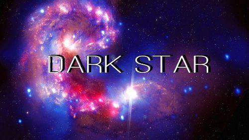 логотип Темная звезда