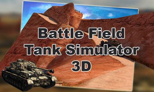 Battlefield: Tank simulator 3D Screenshot