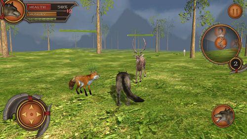 Wolf Simulator 2 Pro auf Deutsch