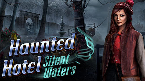 Hidden objects. Haunted hotel: Silent waters. Collector's edition Screenshot