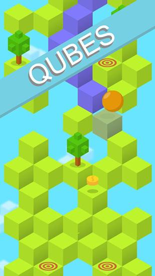 Qubes Screenshot