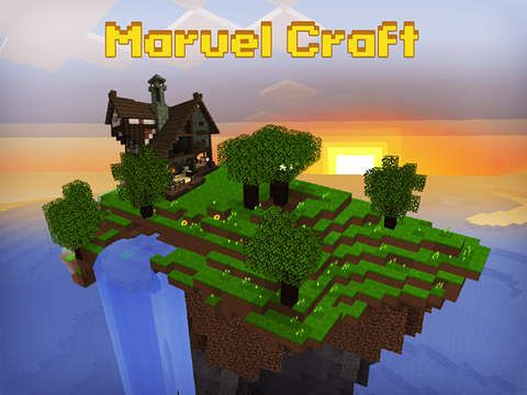 logo Marvel: Craft