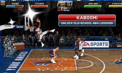 NBA JAMcapturas de pantalla