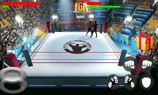 Best boxing fighter für Android