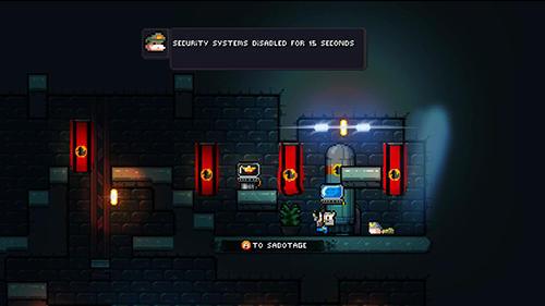 Actionspiele Gunslugs: Rogue tactics für das Smartphone