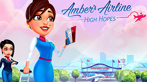 Amber's airline: High hopes Screenshot