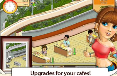 Кафе  Амели для iPhone бесплатно