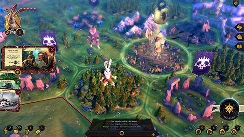 Strategy games Armello in English