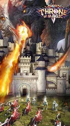 Throne of magic Screenshot