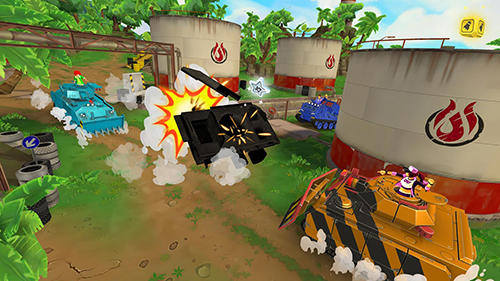 Tank headz screenshot 4