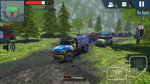 Offroad simulator online pour Android