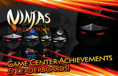 logo Ninjas - Stolen Scrolls