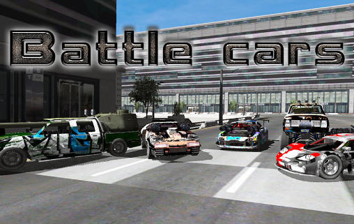 Battle cars: Action racing 4x4 скриншот 1
