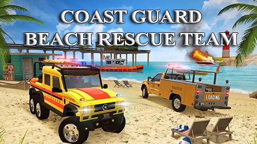 Coast guard: Beach rescue team Screenshot