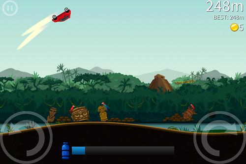 Arcade-Spiele: Lade Extreme Autoreise auf dein Handy herunter