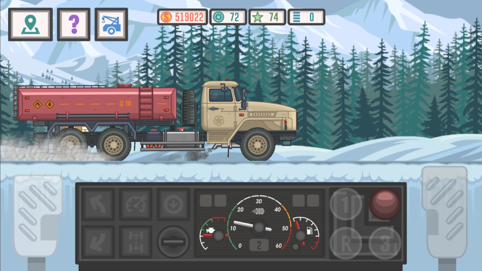 Best Trucker 2 capture d'écran 1