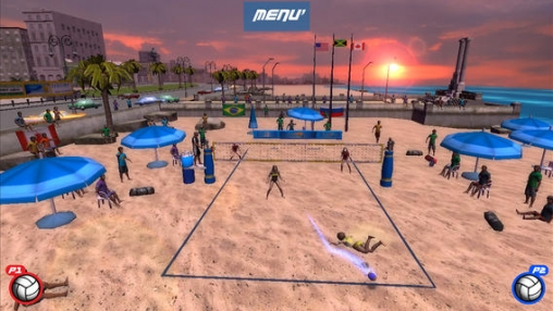 Le Volleyball de plage VTree Entertainment pour iPhone gratuitement