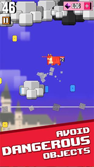 Cloud critters für Android