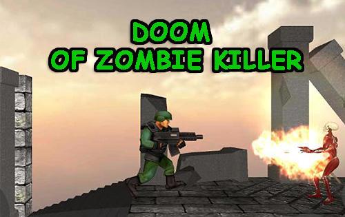 Doom of zombie killer Symbol