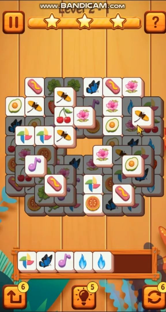 Tile Master - Classic Triple Match & Puzzle Game captura de tela 1