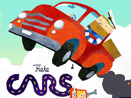 Fiete cars: Kids racing game screenshot 1