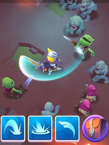 Безостановочный рыцарь 2 для iPhone бесплатно