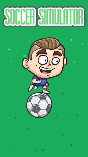 Fußball Simulator Symbol