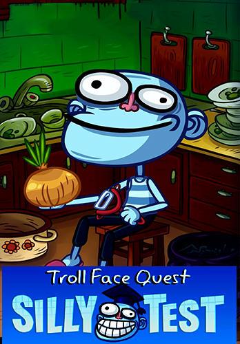 Troll face quest: Silly test captura de tela 1