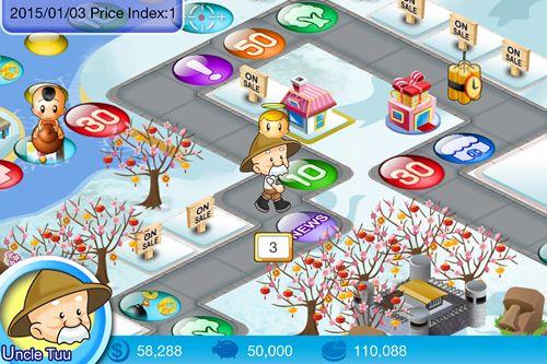 Screenshot Richman 4 Fun auf dem iPhone