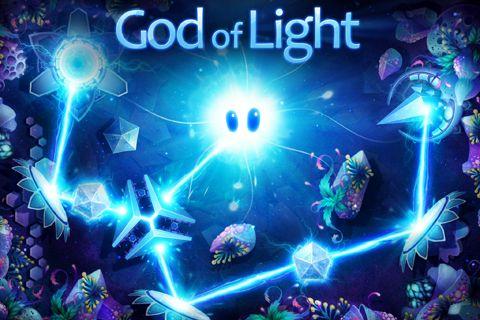 logo El dios de la luz