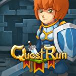 Quest run icono