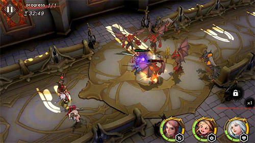 Legends of valkyries para Android