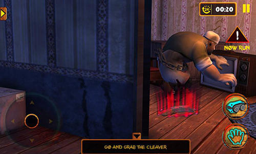 Scary butcher 3D für Android