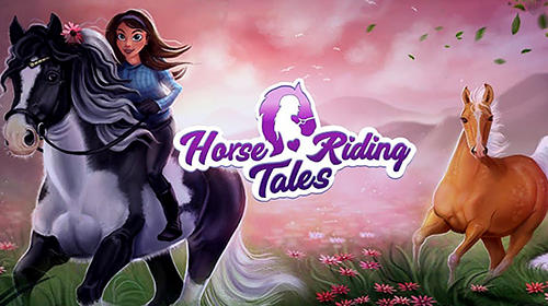 Horse riding tales: Ride with friends скриншот 1
