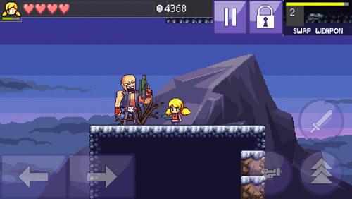 Arcade: Lade Callys Höhlen 3 auf dein Handy herunter
