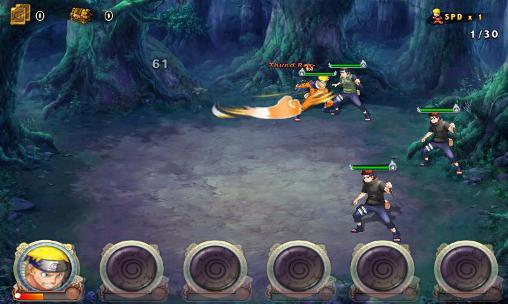 World of ninjas screenshot 1