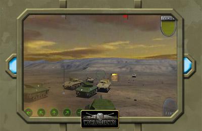 Panzerschlacht:: Welt der Panzer für iPhone