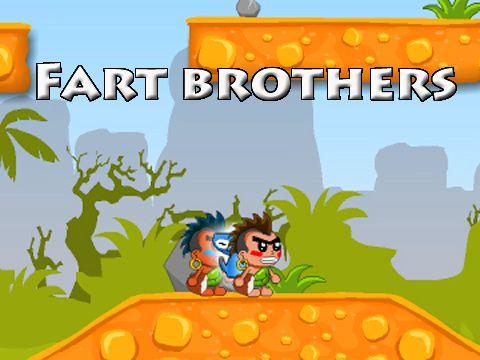 логотип Пукающие братья