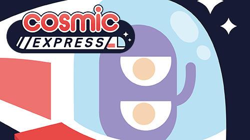 Cosmic express screenshot 1