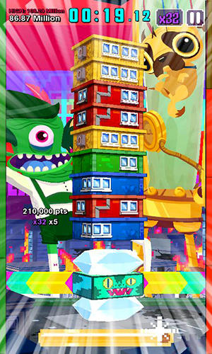 Super monsters ate my condo! für Android