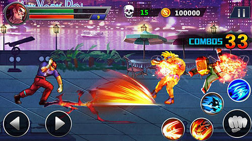 Street fighting pour Android