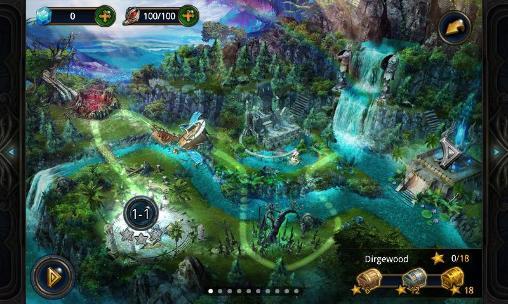Deck heroes Screenshot