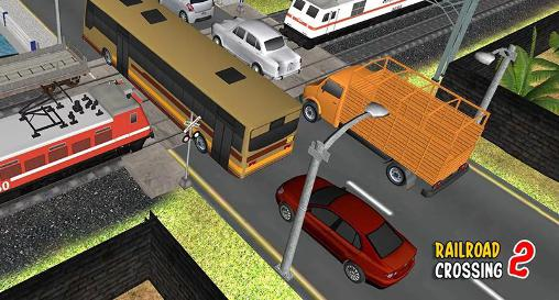 Railroad crossing 2 Screenshot