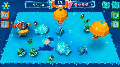 Polar jam for Android