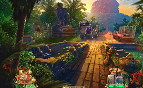 Hidden expedition: Fountain of youth. Collector's edition pour Android