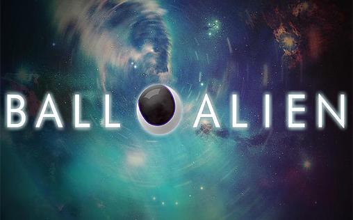 logo Ball Alien